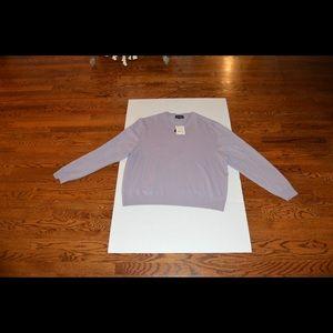 Brand new men's cashmere sweater